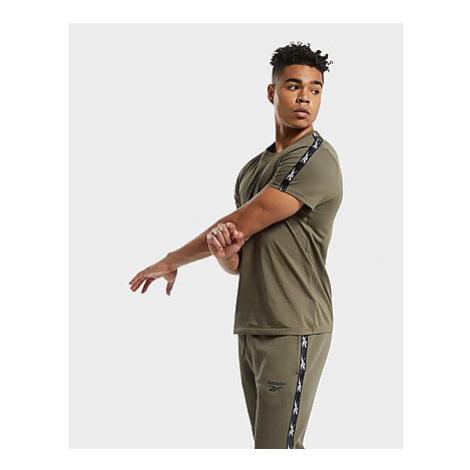 Reebok training essentials tape t-shirt - Army Green - Herren, Army Green