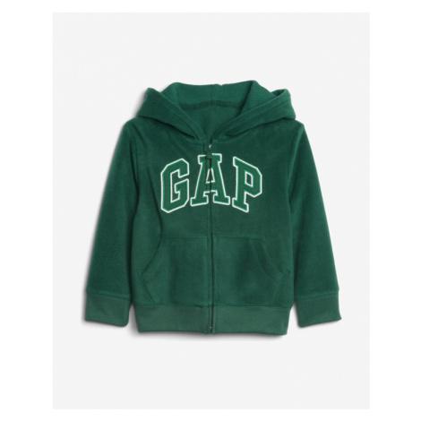 GAP Sweatshirt Kinder Grün