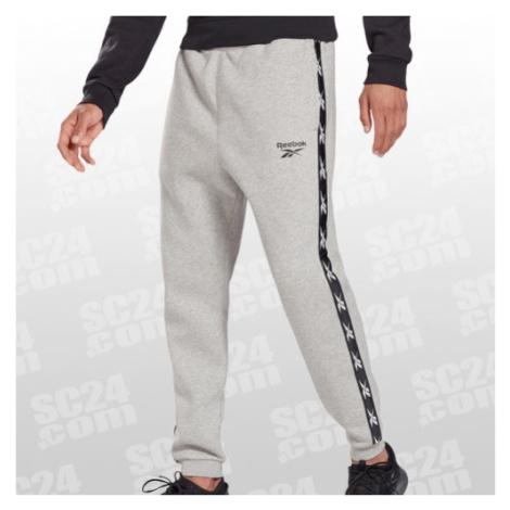 Reebok Training Essentials Tape Jogger Pants grau/schwarz Größe XL