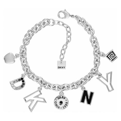 DKNY 5520046 Damen-Armband Charm