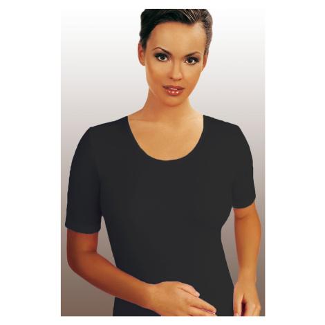 Damen T-Shirts Nina plus black Emili
