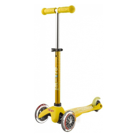 Scooter Mini Micro Deluxe Yellow