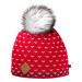 Caps Kama A105 104 red