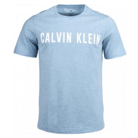 Calvin Klein SHORT SLEEVE T-SHIRT blau - Herrenshirt