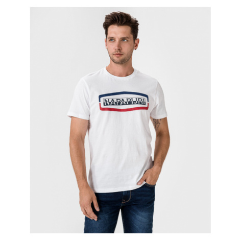 Napapijri Sogy T-Shirt Weiß