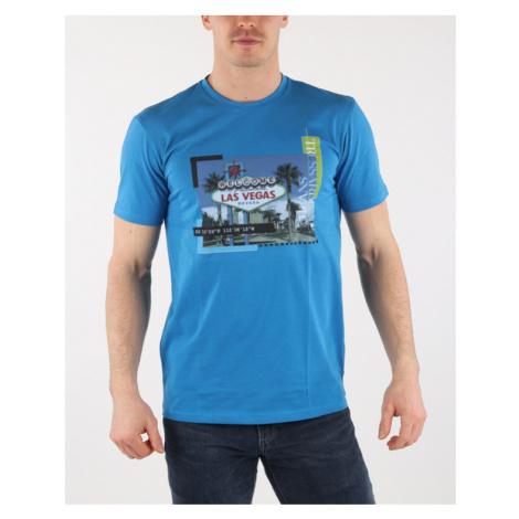 Trussardi Jeans T-Shirt Blau