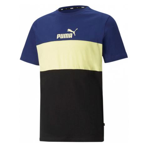 Essential Colorblock T-Shirt Puma