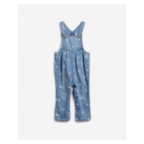 GAP Jeans mit Latz Kinder Blau