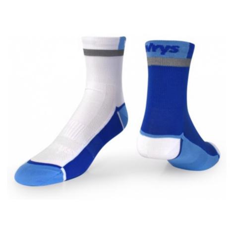 Socken VAVRYS CYKLO 2020 2-pa 46220-300 blue