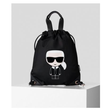 K/Ikonik Flacher Rucksack Karl Lagerfeld