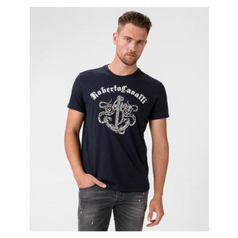 Roberto Cavalli T-Shirt Blau