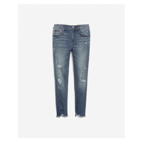 Blaue jeans für mädchen