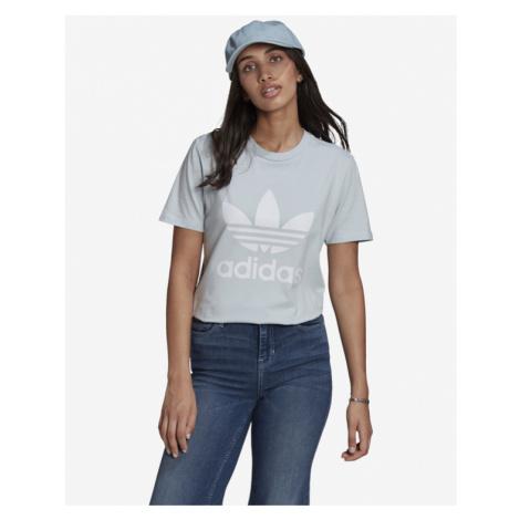 adidas Originals Adicolor Classics Trefoil T-Shirt Blau