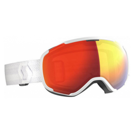 Scott FAZE II weiß - Skibrille