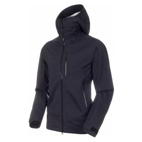 Mammut Kento HS Hooded Jacket Men Herren Wetterschutzjacke schwarz