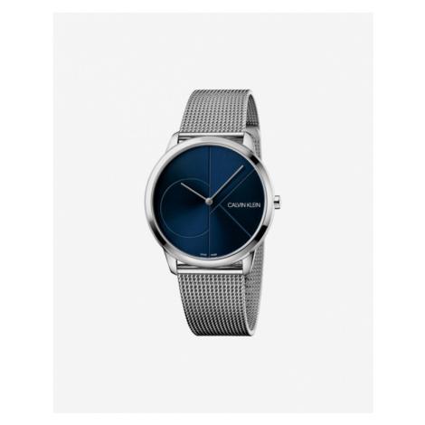 Calvin Klein Minimal Armbanduhr Silber