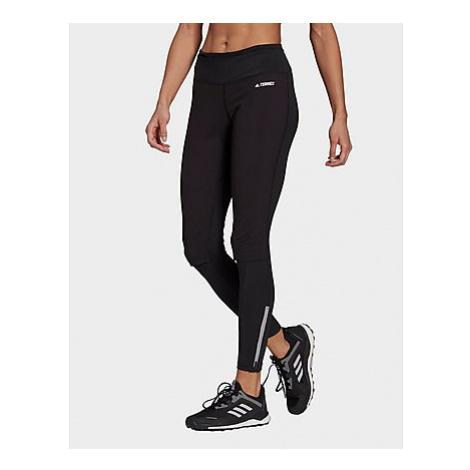 Adidas TERREX Agravic Tight - Black / White - Damen, Black / White