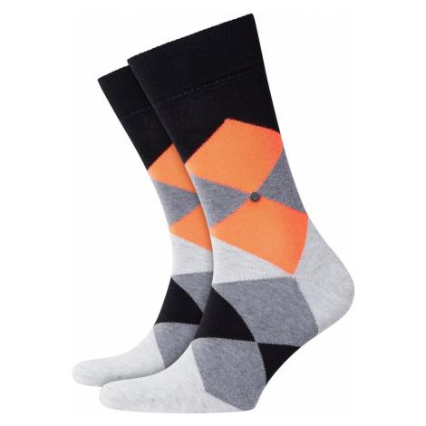 Burlington Herren Socken Neon Clyde