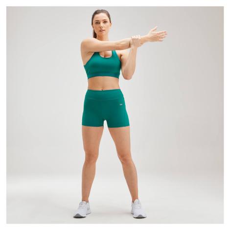 MP Women's Power Cross Back Sports Bra - Energy Green