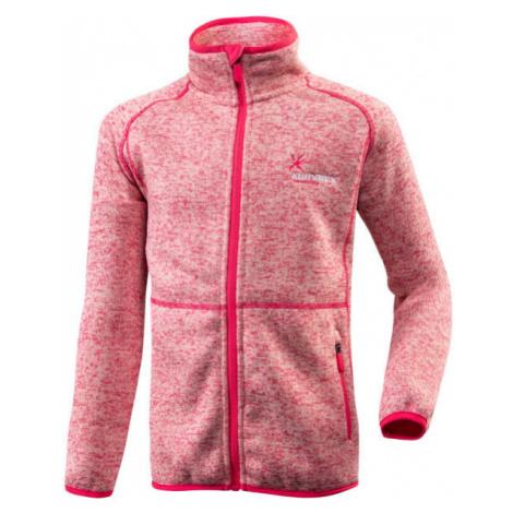 Klimatex SEM rosa - Funktionspullover für Kinder