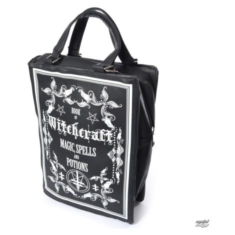Handtasche (Tasche) POIZEN INDUSTRIES - WITCHCRAFT - SCHWARZ - POI283