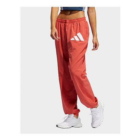 Adidas Badge of Sport Hose - Crew Red / White - Damen, Crew Red / White