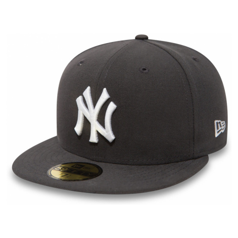 New Era 59Fiftys Cap - NY YANKEES - Graphite-White