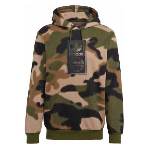 Adidas Originals Sweater Herren CAOMO AOP HOODIE GN1879 Camouflage
