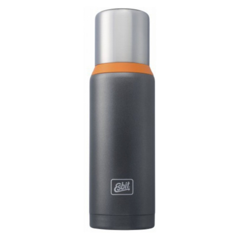 Thermoflasche Esbit 1L Grau / orange