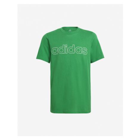 adidas Performance Lin Kinder  T‑Shirt Grün