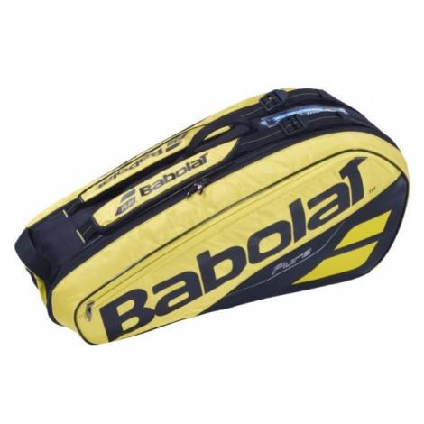 Babolat PURE AERO RH X 6 gelb - Tennistasche