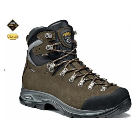 Schuhe ASOLO Grünholz GV Major Brown A034