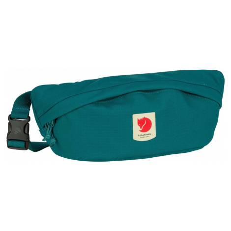 Fjällräven Gürteltasche Ulvö Hip Pack Medium Peacock Green (2 Liter)