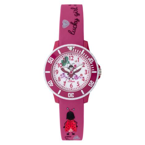 Uhren für Mädchen s.Oliver