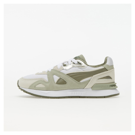 Puma Mirage Mox Metallic Wn's White