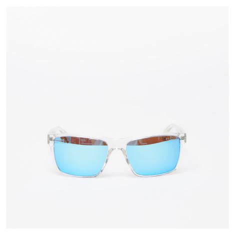 Horsefeathers Merlin Sunglasses Crystal/ Mirror Blue