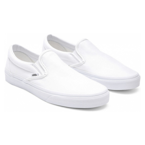 VANS Classic Slip-on Schuhe (true White) Damen Weiß
