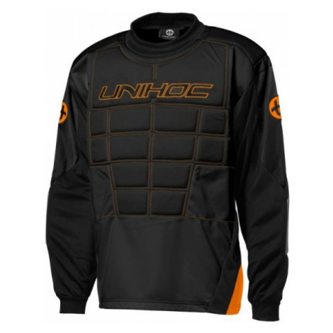 Unihoc GOALIE SWEATER BLOCKER JR - Torwarttrikot