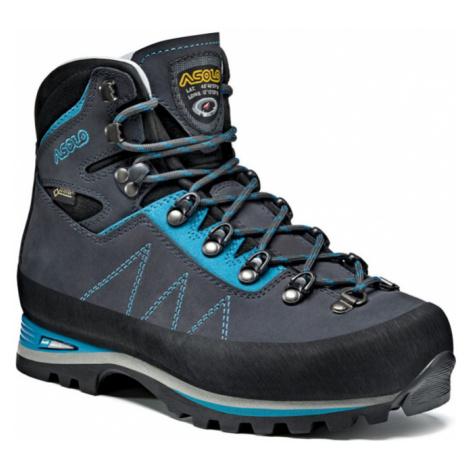 Schuhe Asolo Lagazuoi GV ML navy blau / cyan blue A800