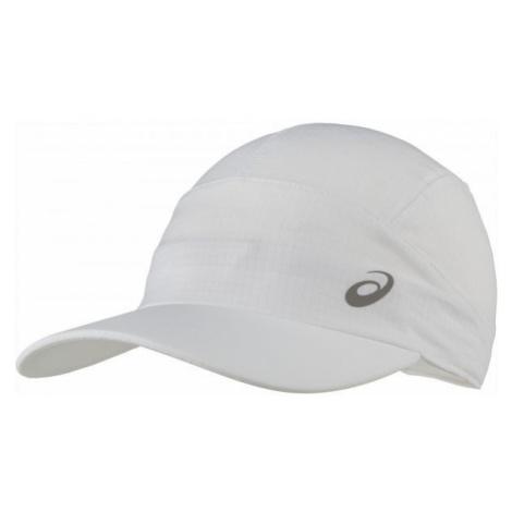 Asics LIGHTWEIGHT RUNNING CAP weiß - Laufmütze