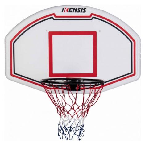 "Kensis BACKBOARD COMBO SET 44"" weiß - Basketball Set"