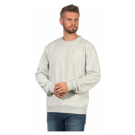 Fila Sweater Herren EFIM CREW SWEAT 688164 Grau B13 Light Grey