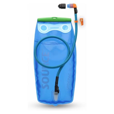 Source Widepac Premium 3 L Trinksystem transparent-blue