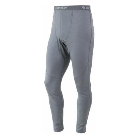 Herren Unterhose Sensor Merino Wool Active grey 17200021