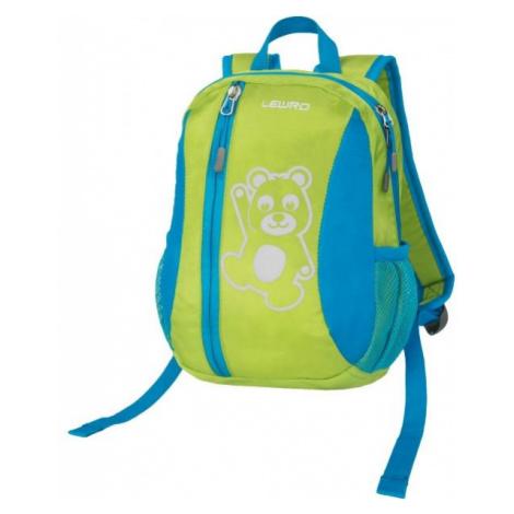 Lewro CHILL 7 grün - Kinderrucksack