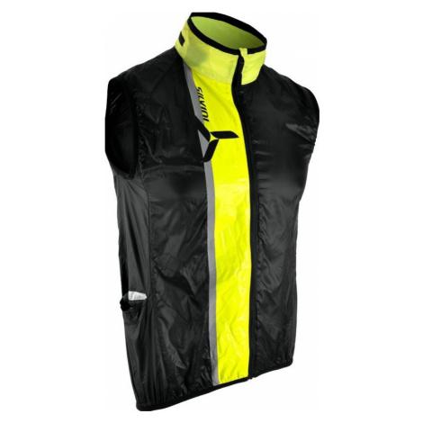 Radsport Weste Silvini GARCIA MJ803 black-neon