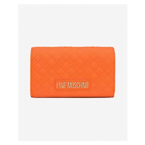 Love Moschino Evening Umhängetasche Orange