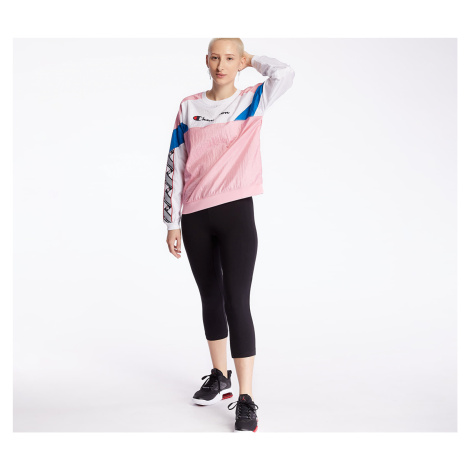Champion Crewneck Pink/ White/ Blue