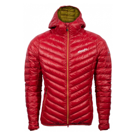 Jacke Pinguin Breeze Hoody Jacket Red