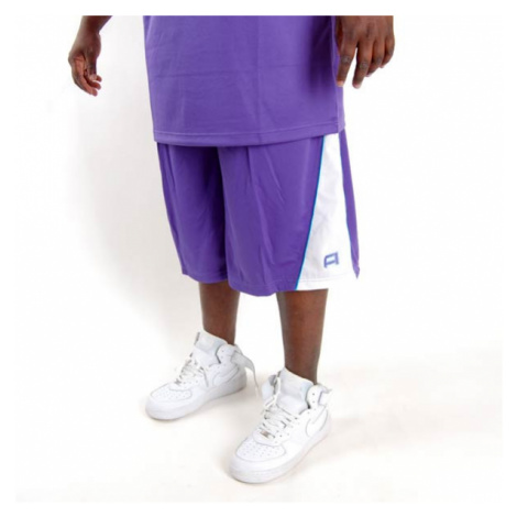 And1 Bab Short Violet White